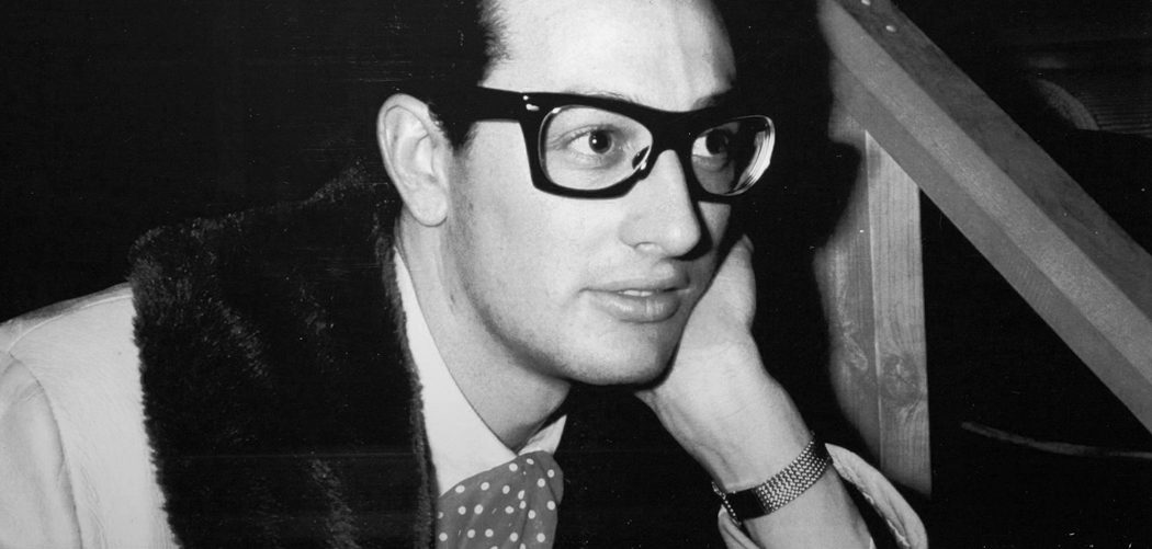 étoile filante Buddy Holly