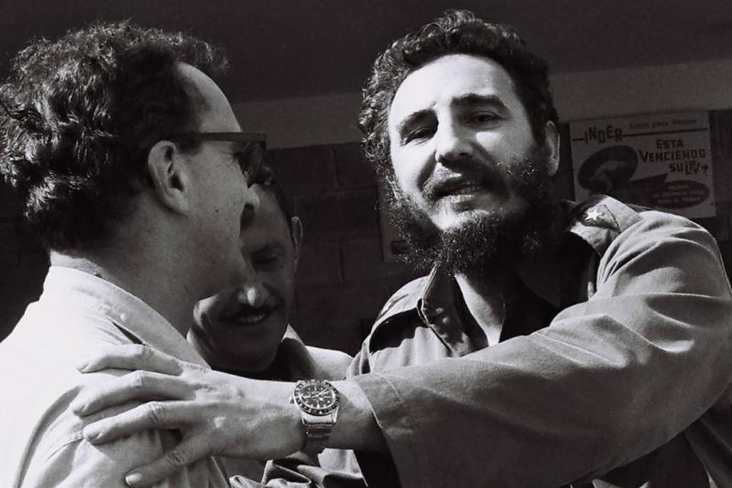 Fidel-Castro-Rolex-GMT-Master-