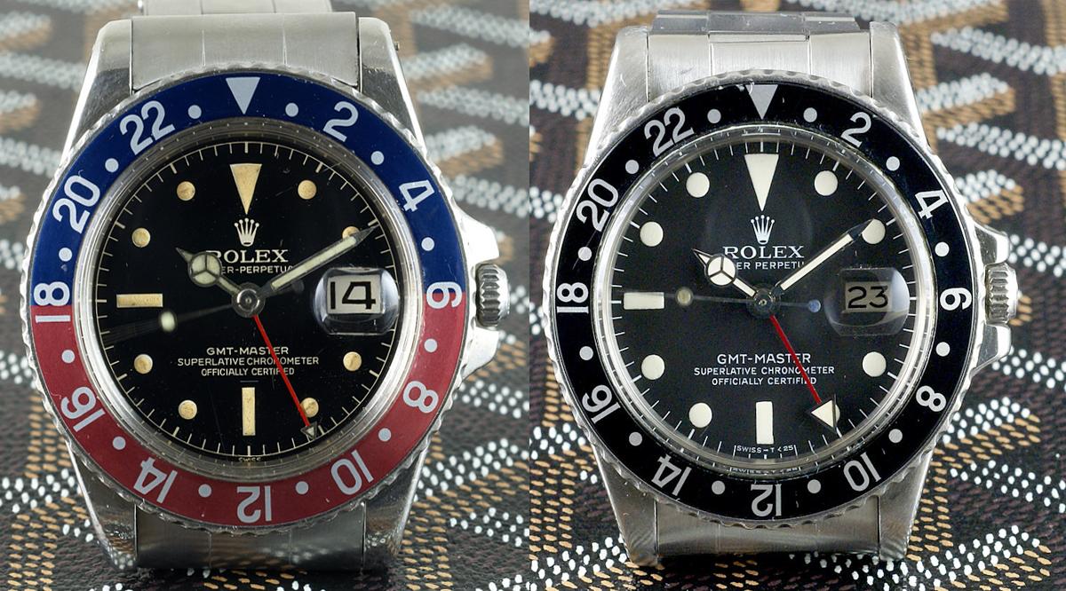 Rolex Master GMT 1675 ©  10PastTen.com