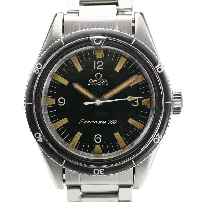 Seamaster 300 réf ST 165.014