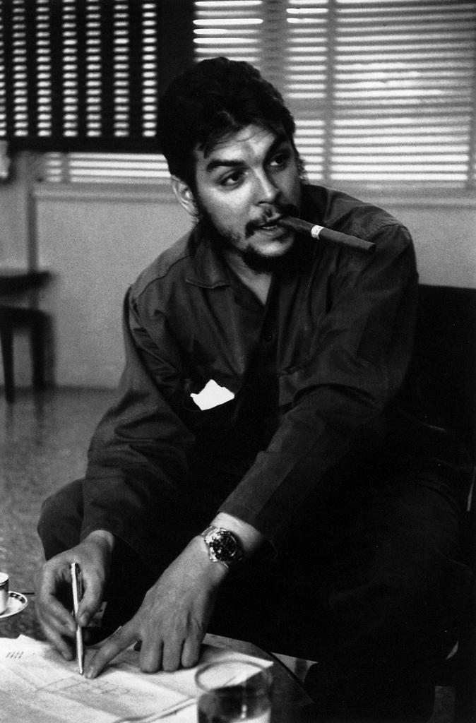 Che Guevara Rolex Master GMT
