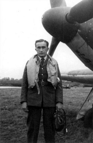 Le sergeant Joseph František