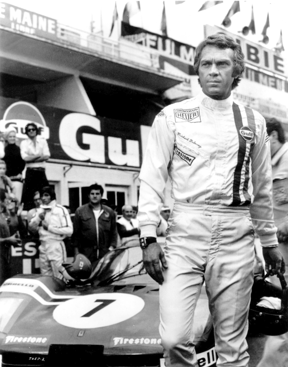 steve mcqueen heuer monaco autavia racont e par jack heuer. Black Bedroom Furniture Sets. Home Design Ideas