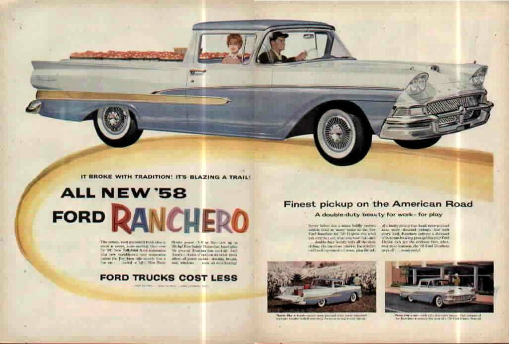 58-ford-ranchero advertising
