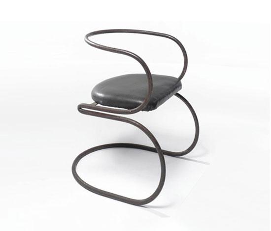 La Beta Chair créée par Nathan George Horwitt en 1930
