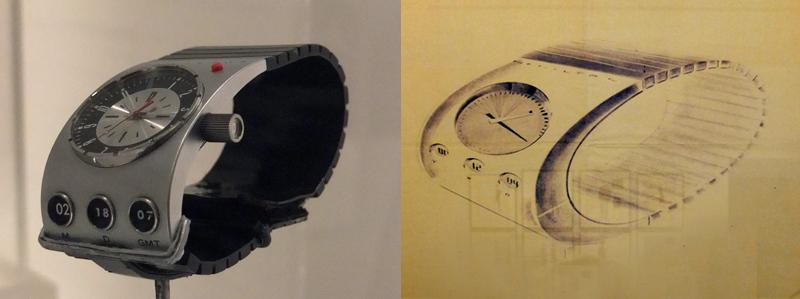 Modèle de John Bergey, retenu pour le film 2001 l'odyssée de l'espace