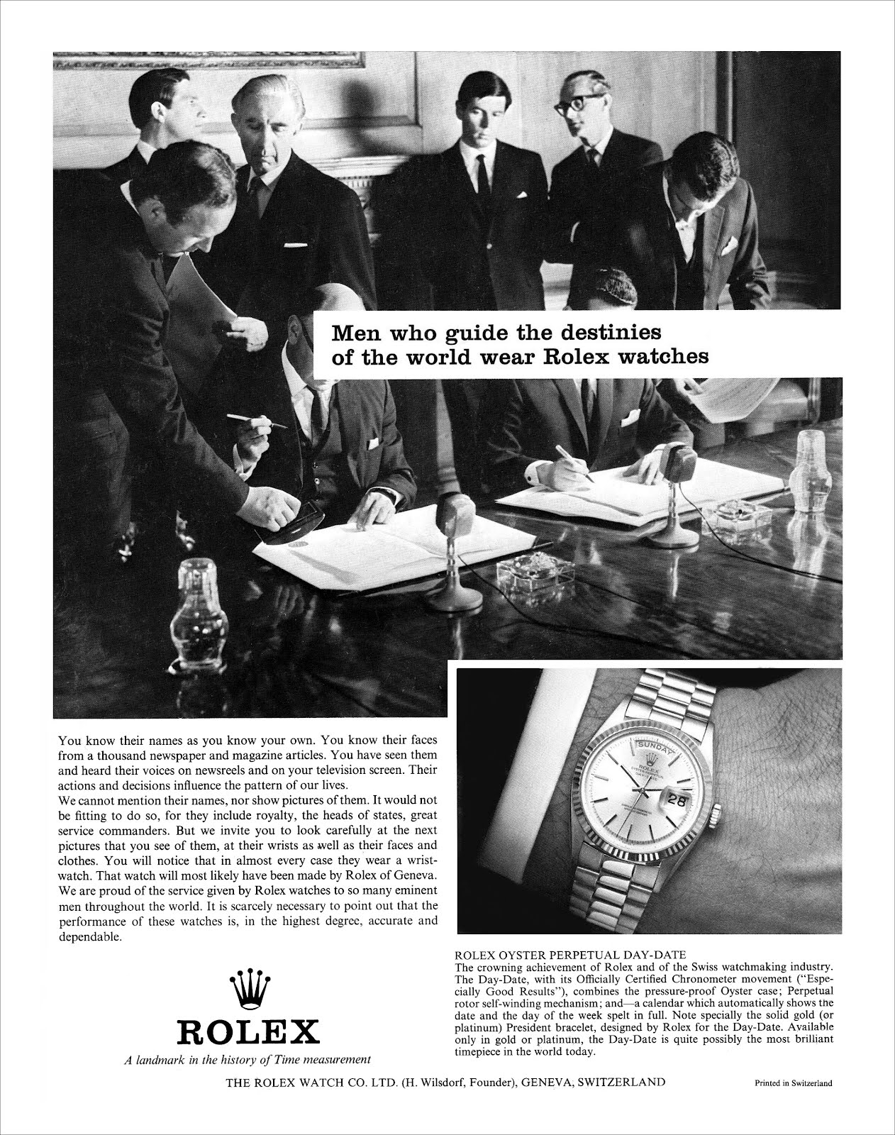 Men-Who-Guide-The-Desitinies-Of-The-World-Wear-Rolex