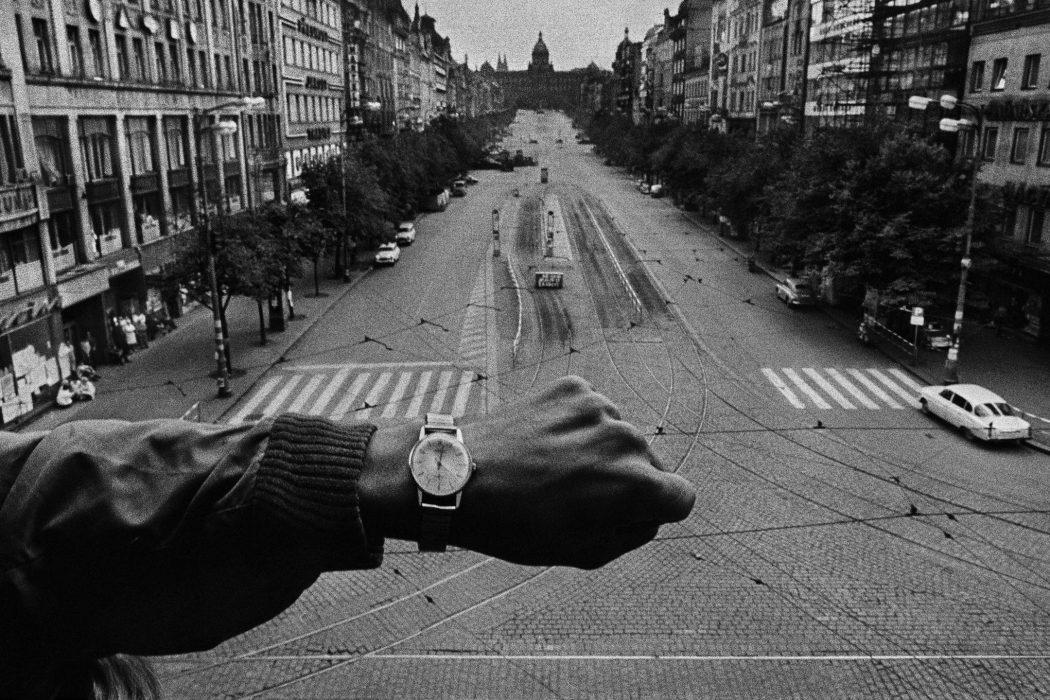 Wristshot Koudelka