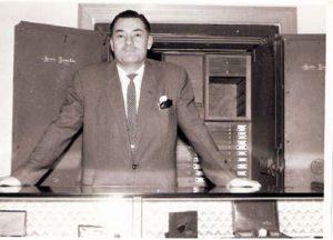 Augustin Laino, fils ainé de Vicente Laino