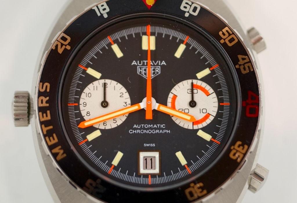Heuer Autavia 11630P www.calibre11.com/