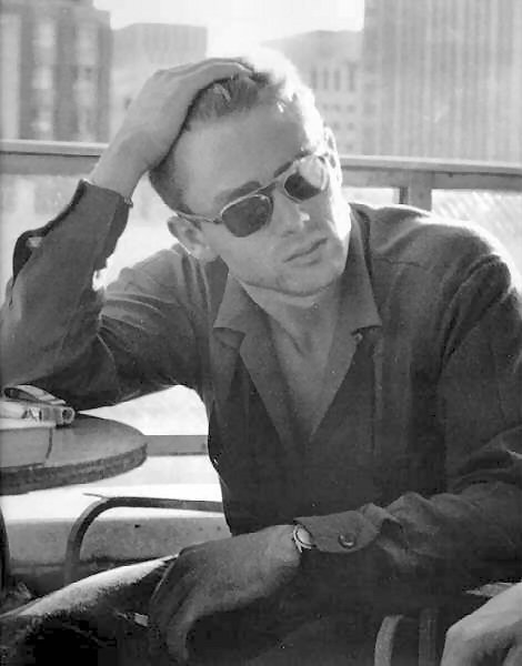 James Dean et sa Le Coultre Powermatic Nautilus