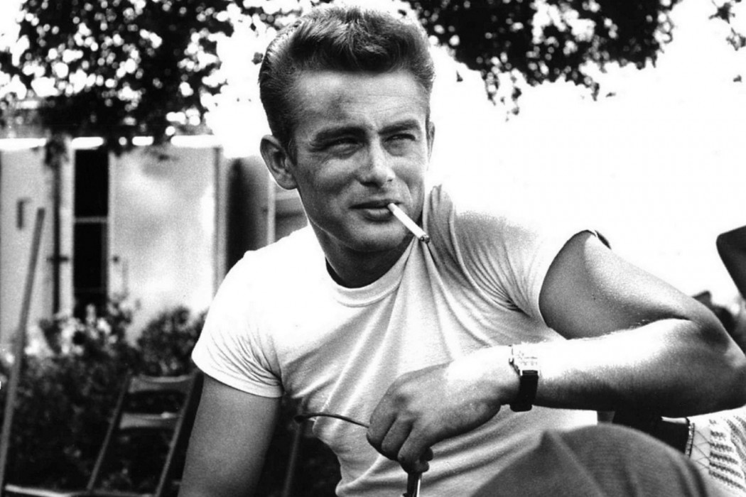James Dean et sa Wesclow Wrist Ben