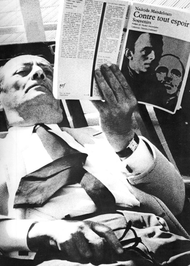 Le dandy André Malraux