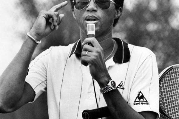 Arthur-Ashe-Rolex-President-1981