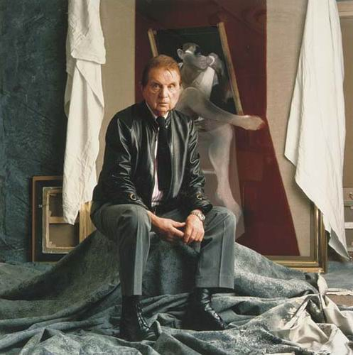 Francis Bacon par David Montgomery