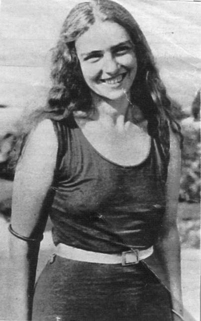 Mercedes Gleitze