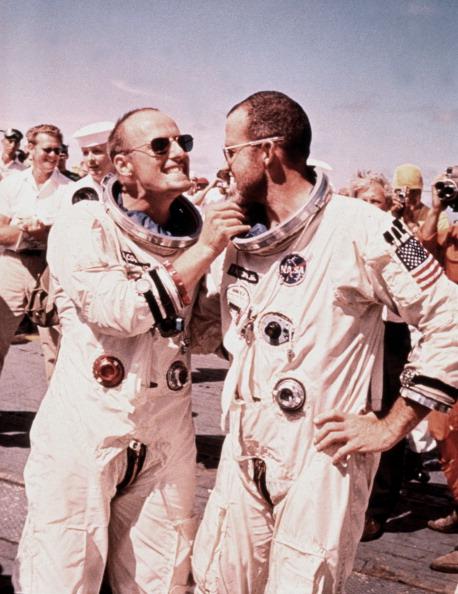 Gemini 5 astronaut Charles Conrad