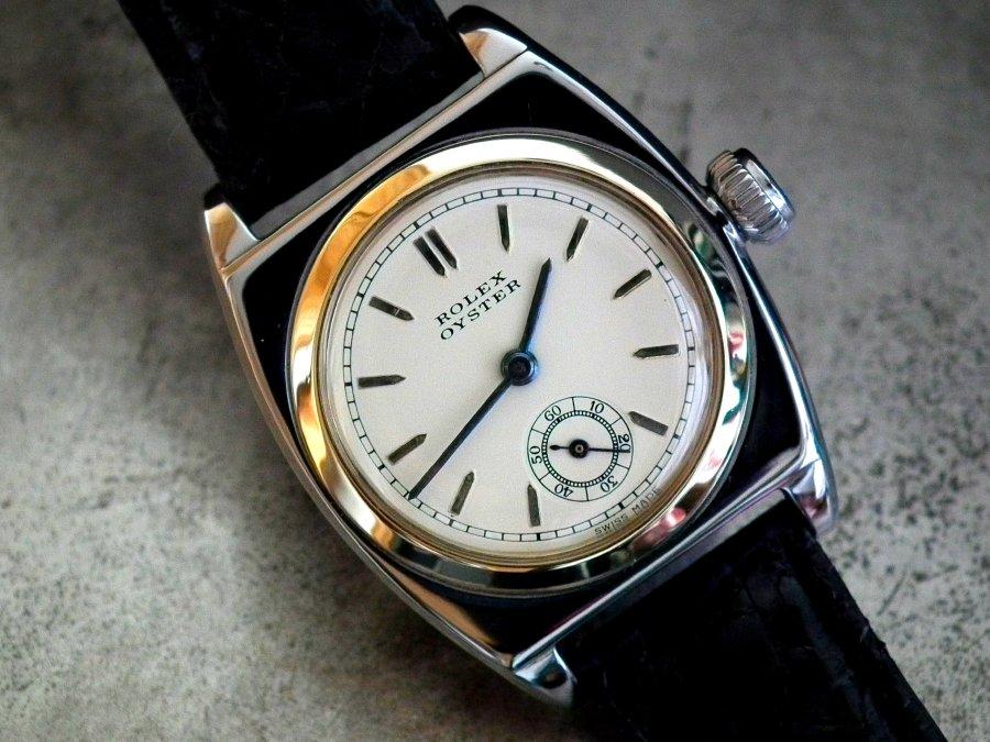 Rolex Perpetual Viceroy des années 40