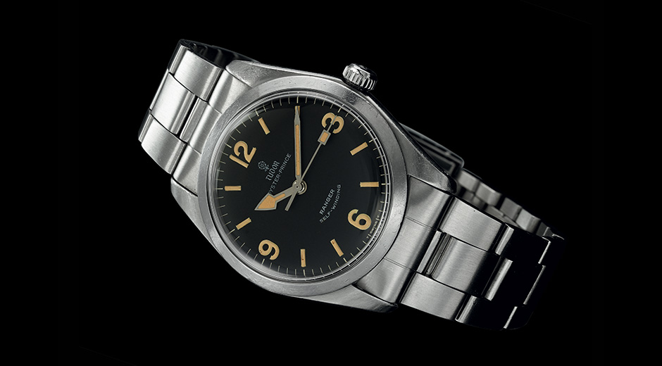 Tudor Ranger vintage de 1964. Photo : SalonQP