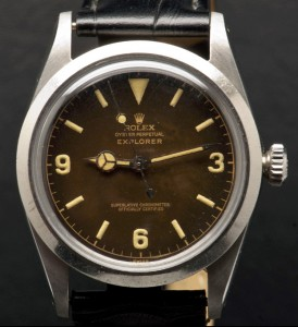 Rolex Explorer 1 de 1965