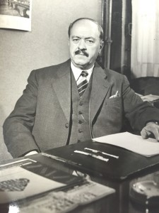Photo portrait de 1950 de Joseph Rochet, fondateur de Zuccolo Rochet . Photo : ZRC