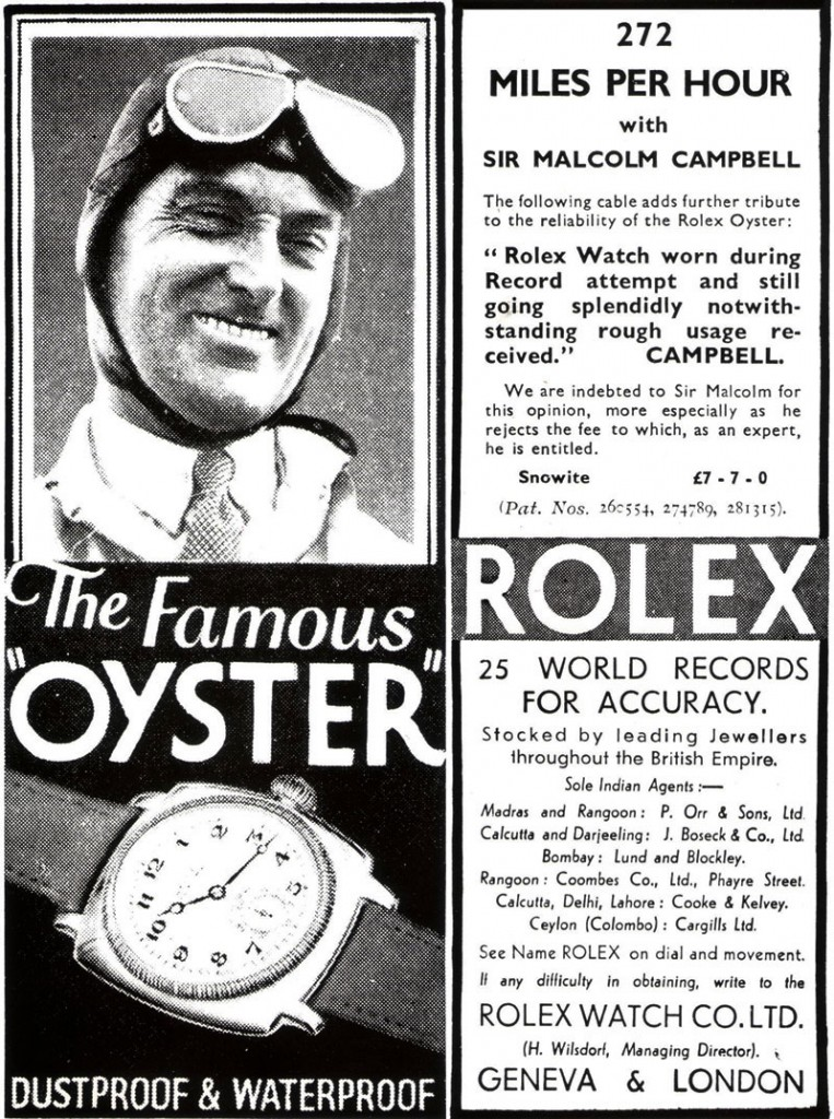 Malcolm-campbell-rolex-ad