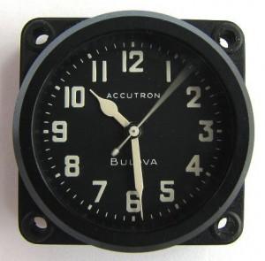 Horloge Accutron utilisée à bord de Air Force One