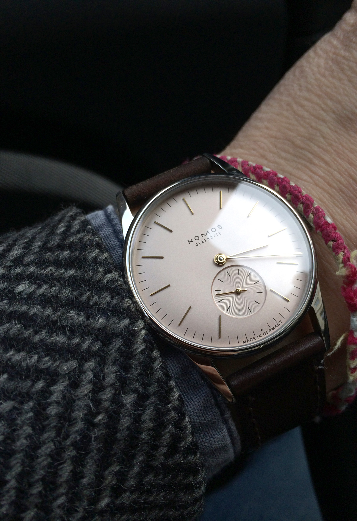 nomos-orion-rose-gold