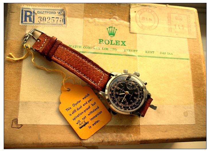 Rolex 3525 sn 186045 great escape