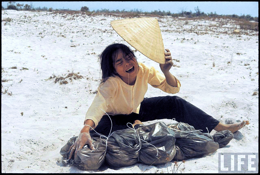 In Hue after the Tet Offensive larry burrows