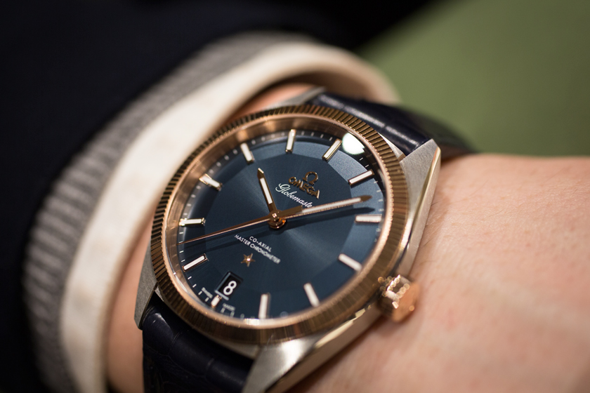 omega-Globemaster-cadran-watch