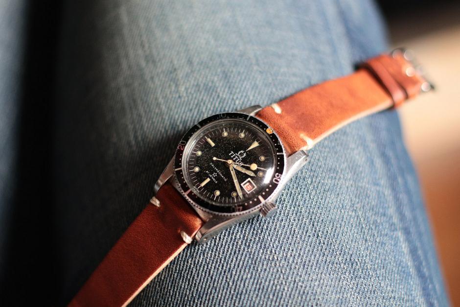 Titus Calypsomatic chronographs-net