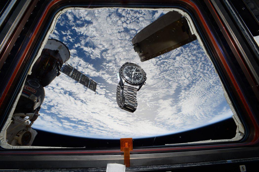 L'autre Speedmaster à bord de l'ISS