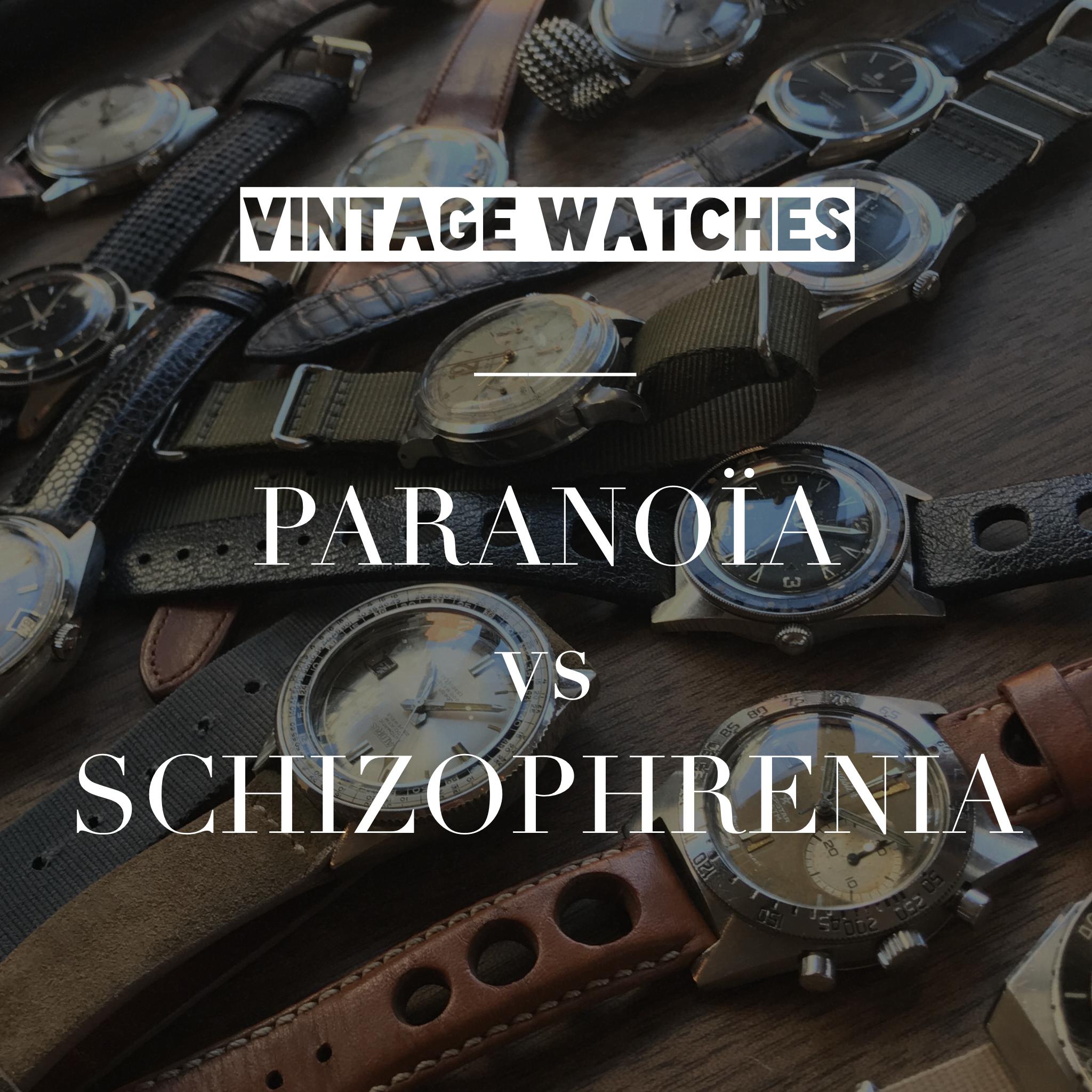 Tendances du marché : paranoïa contre schizophrénie