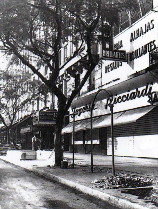 "La ""Joyeria Ricciardi"" à Buenos Aires"