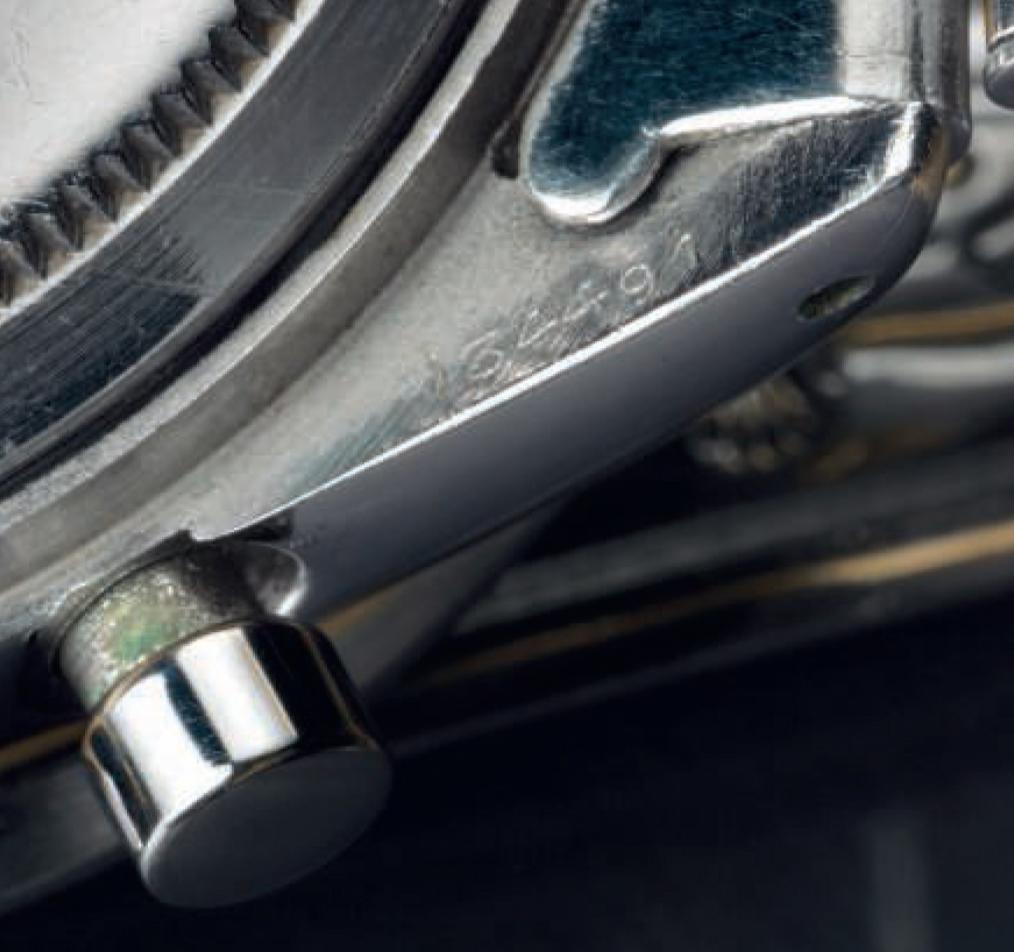 """Rolex Daytona réf. 6241 """"Paul Newman"""" de 1969. Numéro de boite : 1'767'520. Vendue par Christies en 2013."""