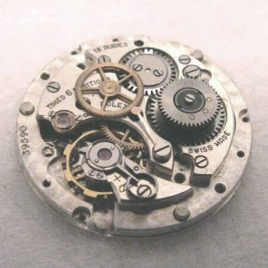 Calibre Rolex 630, sans le rotor