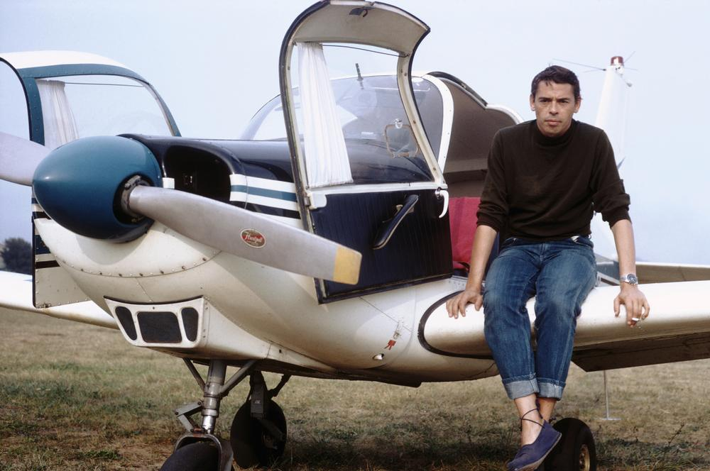Jacques Brel L'aviateur